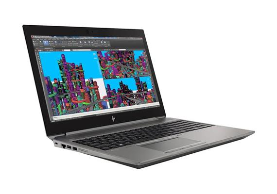 HP ZBook 15 G5 Intel Xeon E-2186M 32GB 512GB SSD P2000