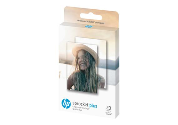 HP ZINK Sprocket Plus Fotopapier 2LY72A