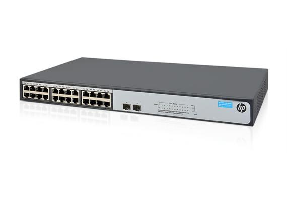 HPE HPN Switch 1420-24G-2SFP JH018A