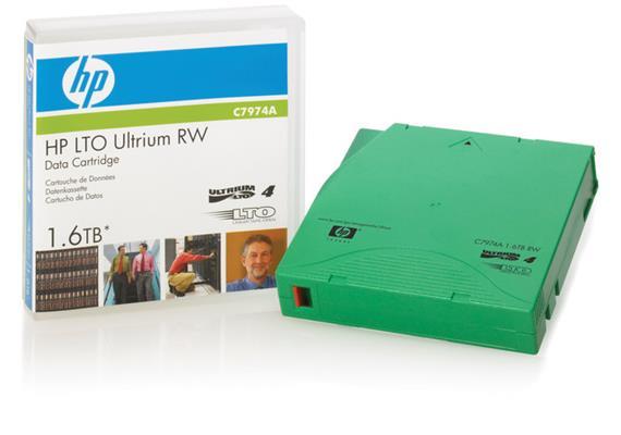 HPE Tape LTO4 Ultrium 800/1600GB