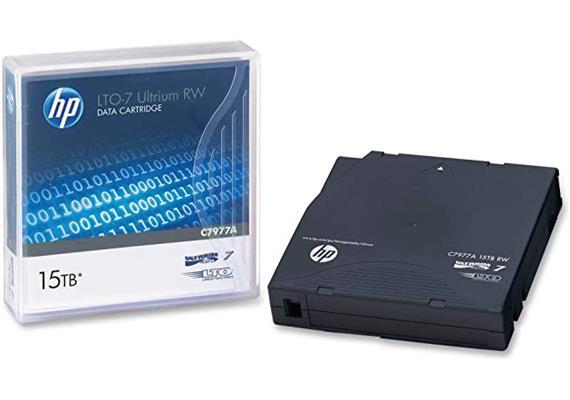 HPE Tape LTO7 Ultrium 15TB RW