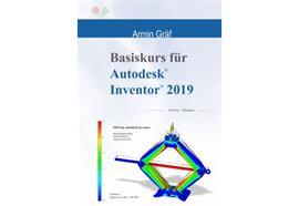 Inventor 2019 Grundkurs Trainingsbuch INV2019