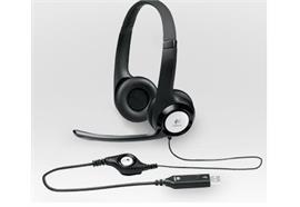 Kopfhörer Logit. Headset H390 USB 981-000406