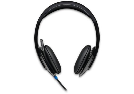 Kopfhörer Logit. Headset H540 USB 981-000480