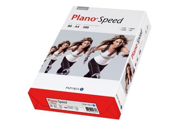 Kopierpapier Plano®Speed 80gr à 500 Blatt A4