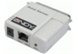 LAN Print Server 1P 10/100 BaseTX, Bidirekt. 42374