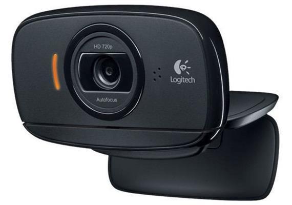 Logitech HD Webcam C525 black 8MP USB