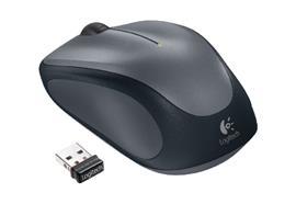 Logitech Mouse M235 Wireless grau 910-002201