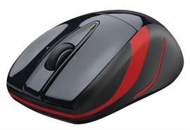 Logitech Mouse M525USB black wireless 910-004932