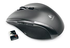 Logitech Mouse M705 Cordless schwarz 910-001949