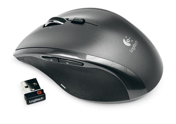 Logitech Mouse M705 Cordless schwarz