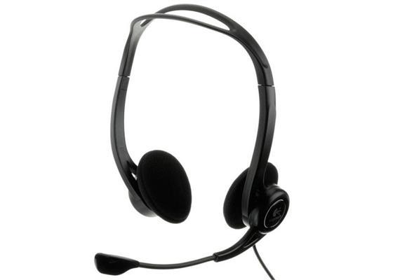 Logitech PC Headset 960 USB for Business