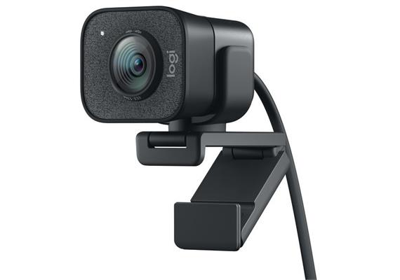 Logitech StreamCam Grafit Webcam USB Typ C