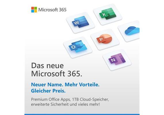 Microsoft 365 Single ESD Lizenz 1 Jahr