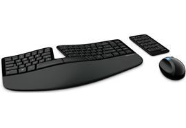 Microsoft Sculpt Ergonomic Desktop L5V-00012