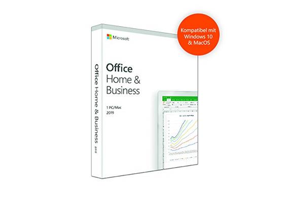 MS Office 2019 Home & Business Box D