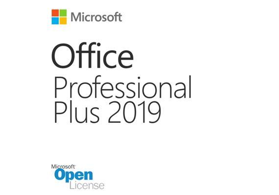 MS Office 2019 Pro Plus Open