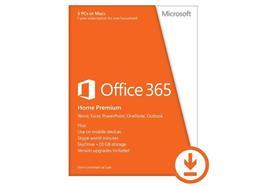 MS Office 365 Home ESD Lizenz 1 Jahr 6GQ-00092