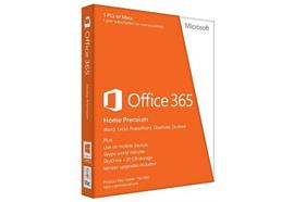 MS Office 365 Home Premium PKC 1Jahr License