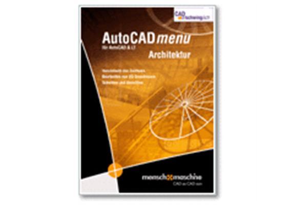 MuM Symbolbibliothek Architektur GR zu AutoCAD