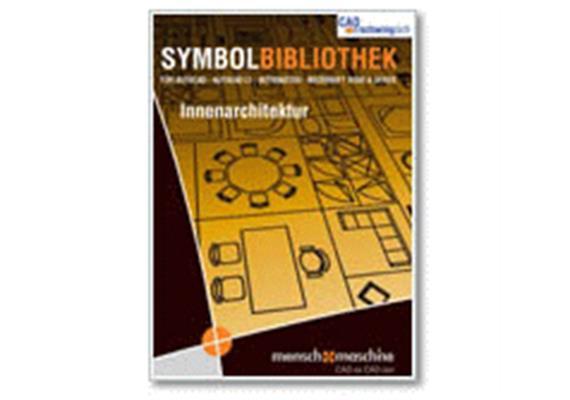 MuM Symbolbibliothek Innenarchitektur zu AutoCAD