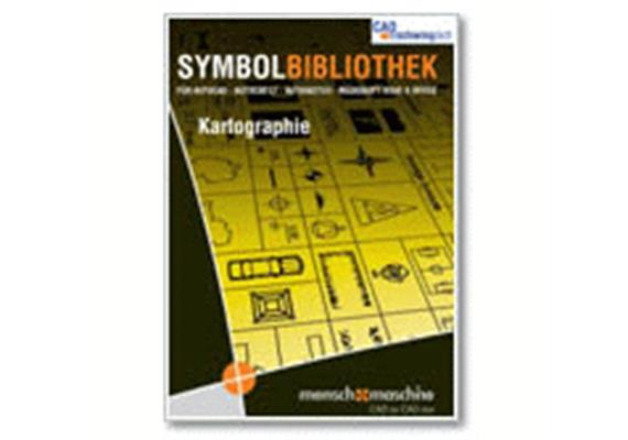 MuM Symbolbibliothek Kartografie zu AutoCAD