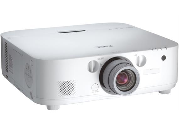 NEC PA522U LCD-Projektor - 3D