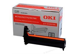 OKI Trommel black MC760, 770, 780 45395704