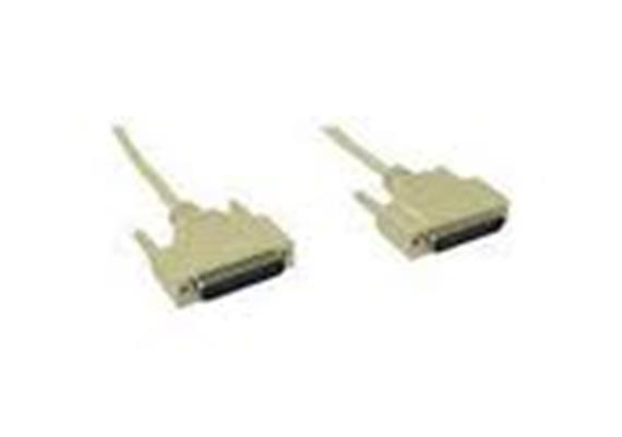 Parallel Link Kabel 3,0m f. DOS 6.x DB25 M/M