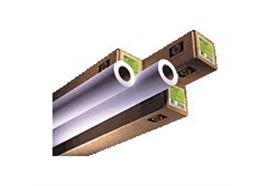 Plot-pap. A1 HP Inkjet Feinpost 80gr Q1396A