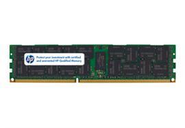 RAM 16 GB HP Memory DDR3 PC3-10600 CL9 627812-B21