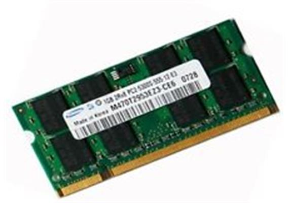 Ram DDR 1GB PC266 PC2100 KVR266X64C25/1G