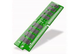 Ram SIMM 8MB 2MBx32 70ns 72 Pin NP