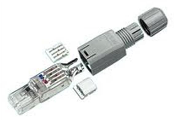 RJ45 Modular-Stecker FM45-s IP20 312231