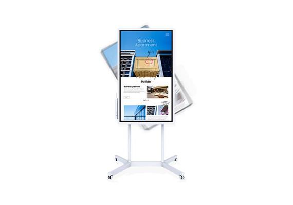 """Samsung Flip 55"""" WM55H elektronisches FlipChart"""