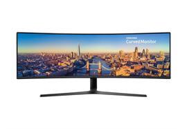 "Samsung Monitor 49"" C49J890D black"