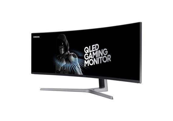"Samsung Monitor 49"" LC49HG90DMUXEN black"
