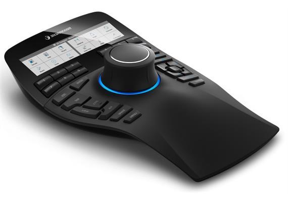 Space Mouse Enterprise 3D-Eingabegerät