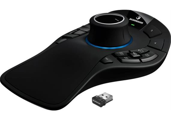 Space Mouse Pro Wireless 3D-Eingabegerät