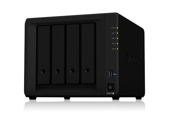Synology DiskStation DS918+ 4-Bay