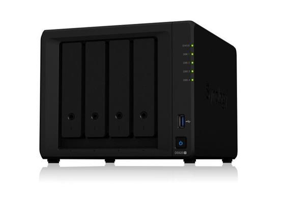 Synology DiskStation DS920+ 4-Bay
