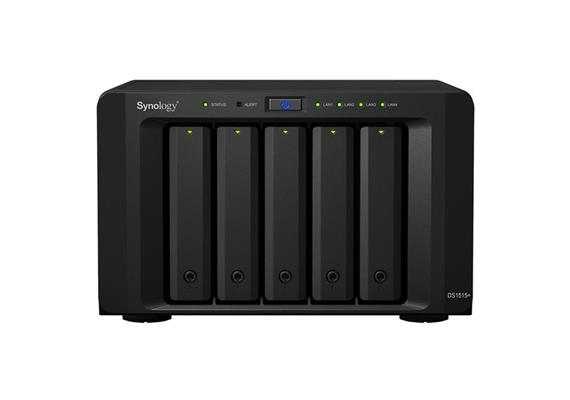 Synology NAS Diskstation DS1515+ (ohne HD's)