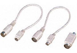 Tast. Ad.-kabel 5P/6PMi. F/M MB-532