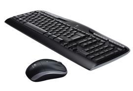 Tast. Logitech Cordl. Desktop MK330 920-003969