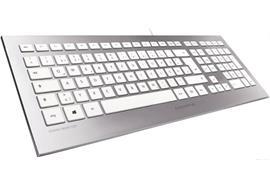 Tastatur Cherry Strait corded weiss JK-0300CH