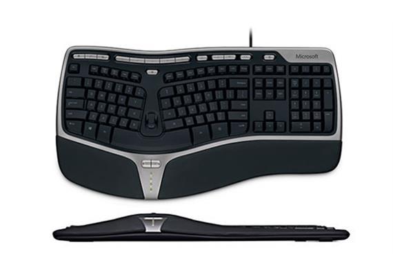 Tastatur Microsoft Natural Ergonomic 4000