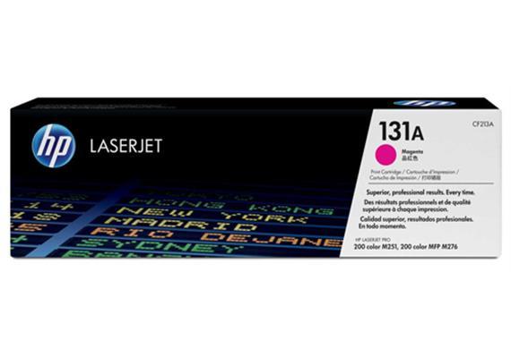Toner HP 131A Color LJ magenta ca. 1800S. CF213A