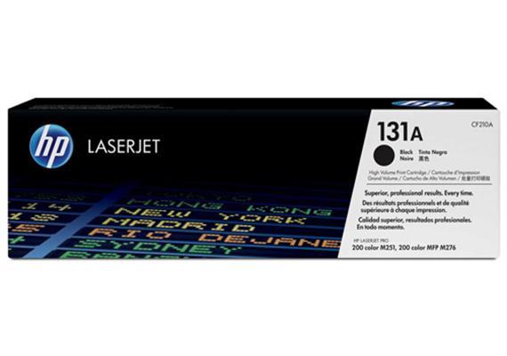 Toner HP 131A Color LJ sw ca. 1600S. CF210A