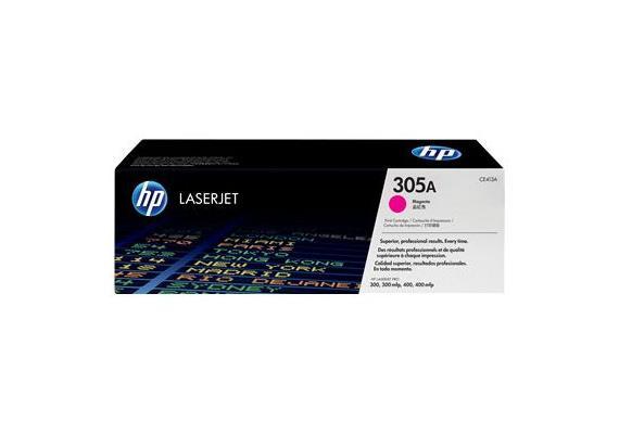 Toner HP 305A Color LJ magenta 2600S. CE413A