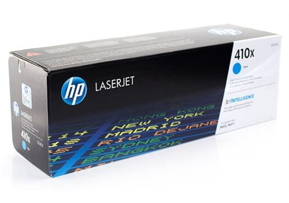 Toner HP 410X cyan ca. 5000 Seiten CF411X